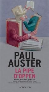 Paul AUster : La pipe d'Oppen