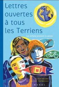 Alain Serres : Lettres ouvertes à tous les Terriens
