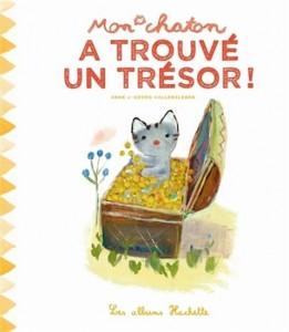 Anne Gutman | Georg Hallenslebe : Mon chaton a trouvé un trésor !