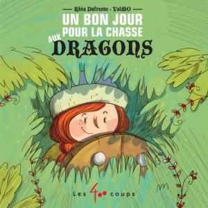 Rhéa Dufresne | Valmo : Un bon jour pour la chasse aux dragons