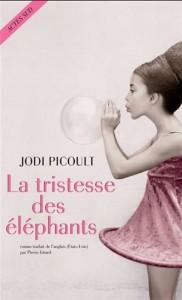 Jodi Picoult : La Tristesse des éléphants