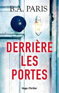 B A Paris : Derrière les portes