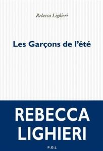 Rebecca Lighieri : Les Garçons de l'été