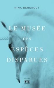 Nina Berkhout : Le Musée des espèces disparues