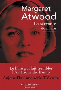Margaret Atwood : La Servante écarlate
